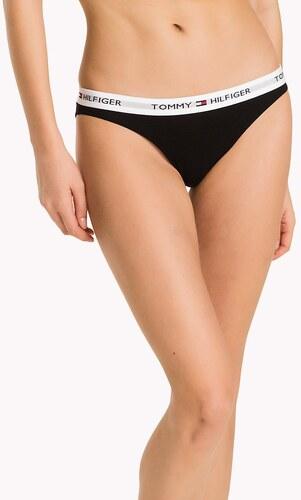 13affb5b1 Tommy Hilfiger čierne nohavičky Bikini Iconic - Glami.sk
