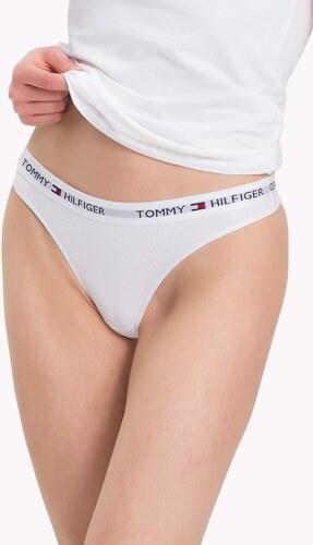 5dd1d8ba6 Tommy Hilfiger biele tangá Thong Iconic - Glami.sk