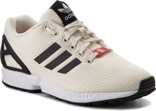 7043acc6a8fe Cipő adidas - Zx Flux CQ2834 Owhite Cblack Ftwwht - Glami.hu