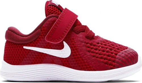 ff72cd6b954 Dětské tenisky Nike REVOLUTION 4 (TDV) GYM RED WHITE-TEAM RED-BLACK ...