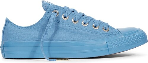 Converse modré tenisky Chuck Taylor All Star Mono Glam Aegean Storm ... 588a8b7896