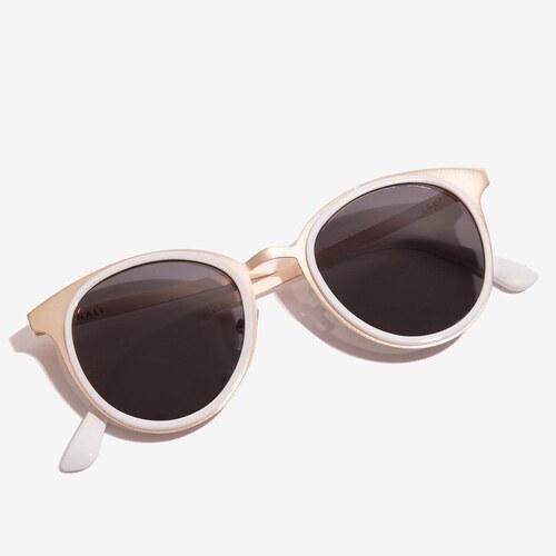 NALÍ Zlaté slnečné okuliare - Glami.sk e18d27a4a5a