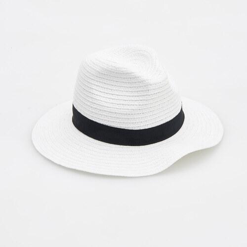 Reserved - Fehér kalap - Fehér - Glami.hu 12b3f782af