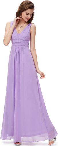 Ever Pretty fialkové šaty pro družičky - Glami.cz 6d66f5a2b41