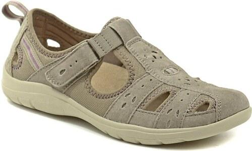 Earth Spirit Cleveland béžová dámská letní obuv - Glami.cz 09a2fa284a7