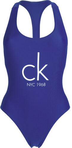 48ad2389aa Női Calvin Klein Egyrészes fürdőruha Kék - Glami.hu