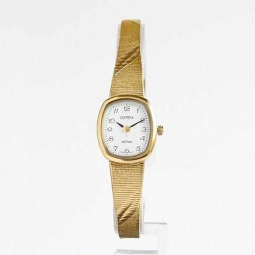 Dámské hodinky OLYMPIA 21025 - Glami.cz 88d30c3069b