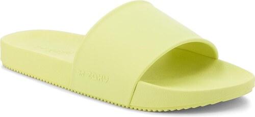 5b25cab8e5 Šľapky ZAXY - Snap Slide Fem 17333 Żółty Mat 90683 AA285117 02064 ...