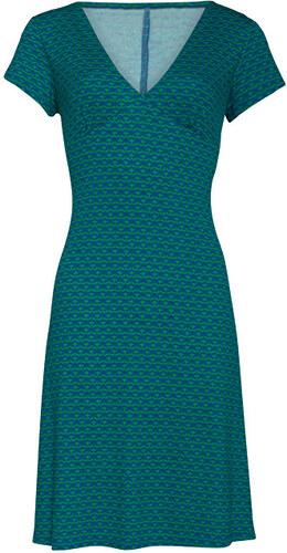 35147778cdff Smashed Lemon Dámské krátké šaty Turquoise 18381 10 - Glami.cz