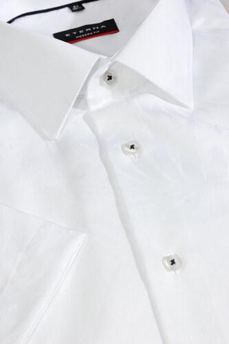 Pánská nežehlivá košile Eterna Modern Fit s krátkým rukávem - Glami.cz 3ef14df5cb