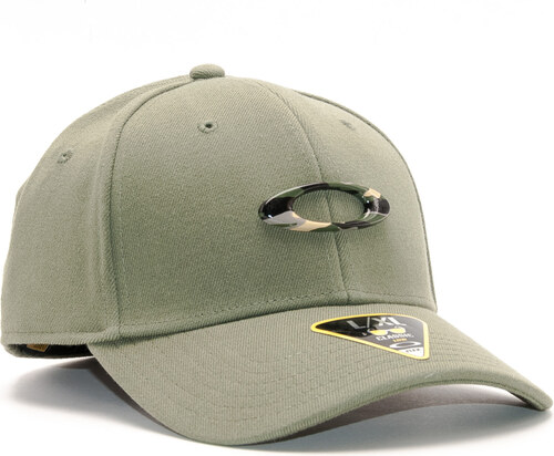 best service 34715 c1ee6 Kšiltovka Oakley Tin Can Cap Worn Olive Graphic Camo