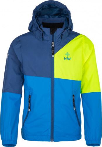 Chlapčenská outdoor bunda KILPI BRITLE-JB Modrá 18 - Glami.sk 5073c7157b8