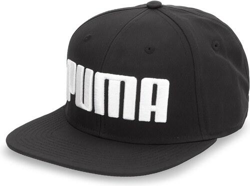 Kšiltovka PUMA - Flatbrim Cap 021460 01 Puma Black - Glami.cz 246d6aaa9b