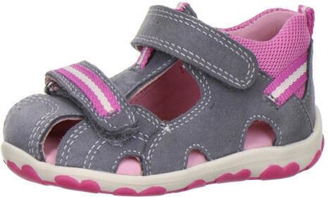 899621fe2646 Superfit 2-00036-44 Dievčenské sandále fanny šedá 28 - Glami.sk