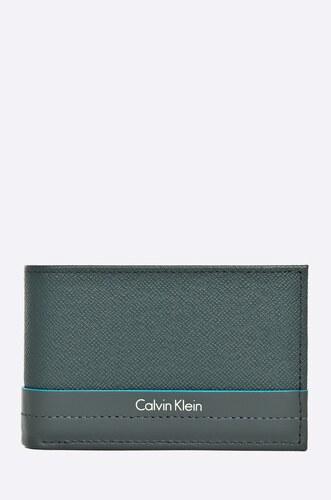 Calvin Klein Jeans - Kožená peňaženka Elias - Glami.sk 453abedc80a