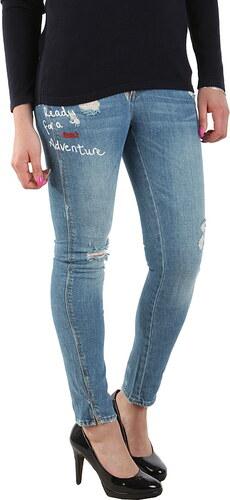 fed2169528 Dámske jeansové nohavice Zara II.akosť - Glami.sk