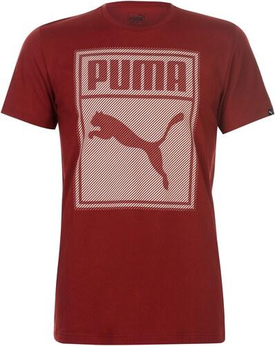 fec92ec4c76c Rövid ujjú póló Puma Box QT T Shirt Mens - Glami.hu