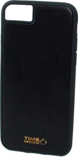 Dřevěný kryt na iPhone 7 8 Timewood Czerny - Glami.cz 2979f12fcda