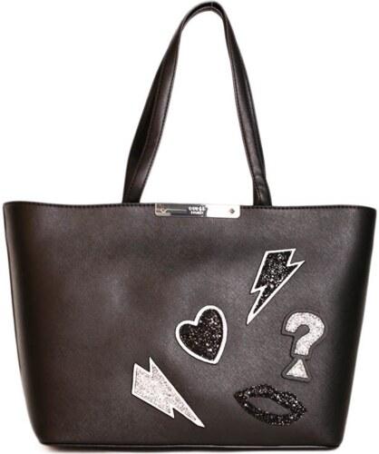 Guess značkové luxusné kabelky cez plece čierne VP669323 - Glami.sk 03d36f8d79f