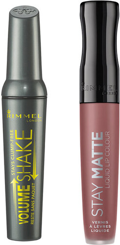 Set Rimmel London Ruj De Buze Lichid Mat Rimmel Stay Matte 220