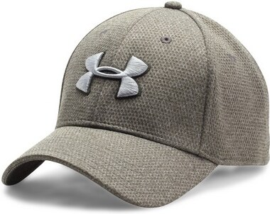deeb37ab794 Pánská čepice Under Armour Heathered Blitzing Stretch Fit Cap-358-LG ...