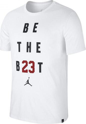 Pánske tričko Air Jordan 23 True T-Shirt White - Glami.sk 4aca60efe0