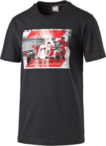 fc208ec8994bf Puma Ferrari Graphic Tee Pánske tričko 570679-01 - Glami.sk