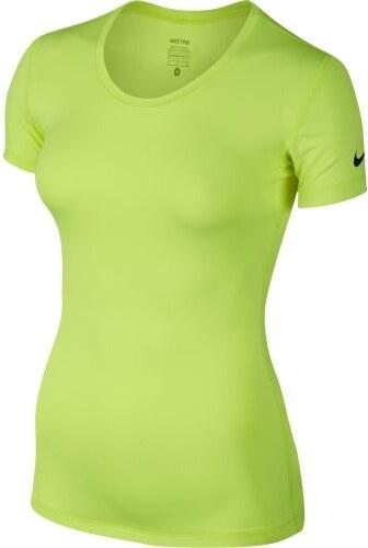 Nike Pro Top Dámské tričko 725745-702 - Glami.cz b7808798c8