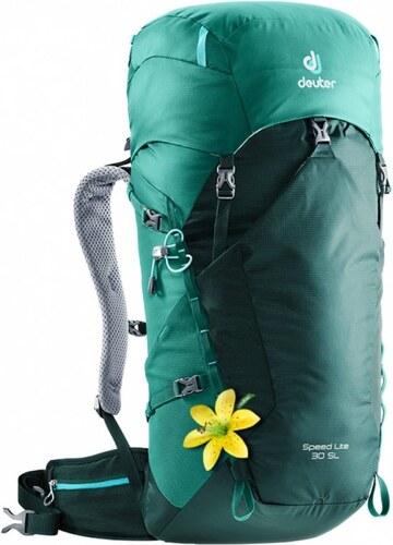 284a169aed Batoh Deuter Speed Lite 30 SL forest-alpinegreen - Glami.cz
