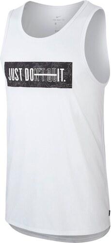 198c5511d Tílko Nike M NK DRY TANK DB JDQ AO3187-100 - Glami.cz