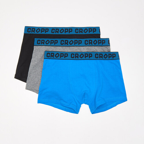 Cropp - 3 darab boxeralsó - Kék - Glami.hu 4877c8c8c8