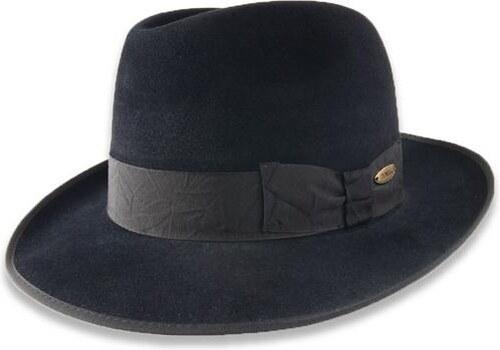 Tonak Pánský plstěný klobouk černá (Q9030) 59 11389 12BC - Glami.cz c26b853598