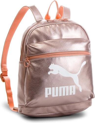 Hátizsák PUMA - Prime Backpack Metallic 075164 Peach Beige-Metallic ... 7cb3531339