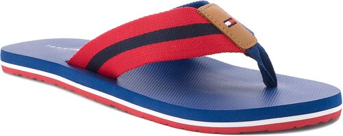 14f434bcd9 TOMMY HILFIGER Beach Sandal With Stripes FM0FM01597 - Glami.cz