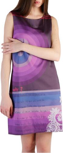 Barevné šaty Desigual - Glami.cz 604948a7b12