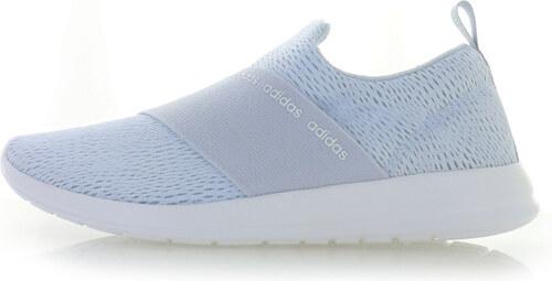 adidas CORE Dámske svetlomodré tenisky Cloudfoam Refine Adapt - Glami.sk bec3c20cb75