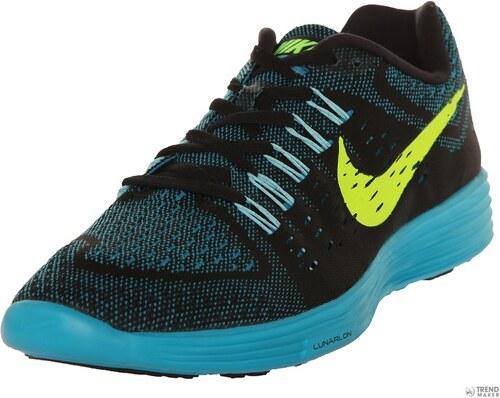 Nike férfi edzőcipő edző cipő Lunartempo fekete VOLT kék-Lagoon-Copa 705461- 417152f911