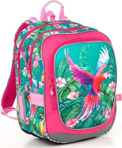 Školní batoh Topgal ENDY 18001 G papoušek - Glami.cz 7e5ca855b8