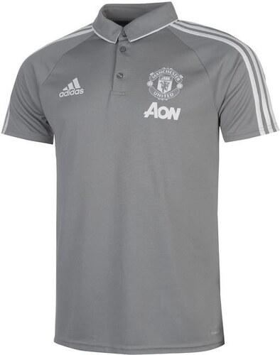 Adidas Manchester United Training férfi galléros póló - Glami.hu 39f8712888