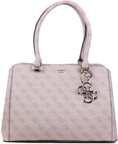 Guess značkové luxusné kabelky cez plece béžové GS685709 goal - Glami.sk dcfc6a6b24d