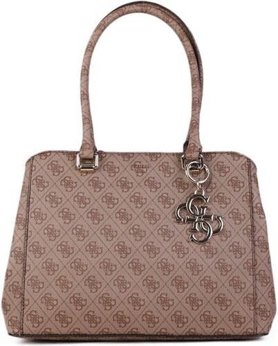 Guess značkové luxusné kabelky cez plece hnedé GS685709 brown - Glami.sk 250f75300ef