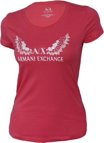 d3d0d772ba85 Armani Dámské triko Armani Exchange - Glami.cz