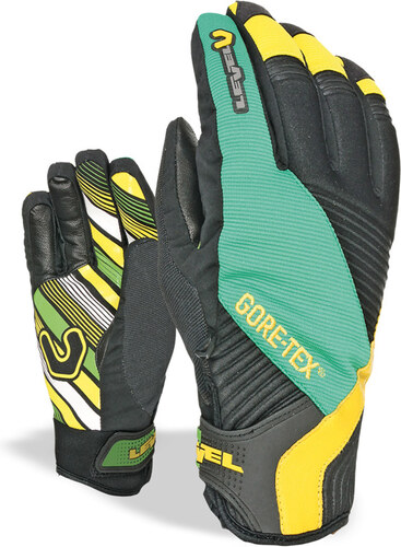 Pánské rukavice LEVEL SUBURBAN GORE-TEX - Glami.cz b33844d6c8