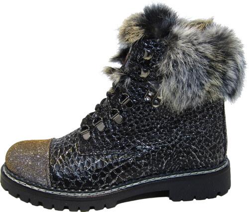Dámské zimní boty Nis 1815418A 3 Scarponcino Vitello - Glami.cz 7d56dc6a2d