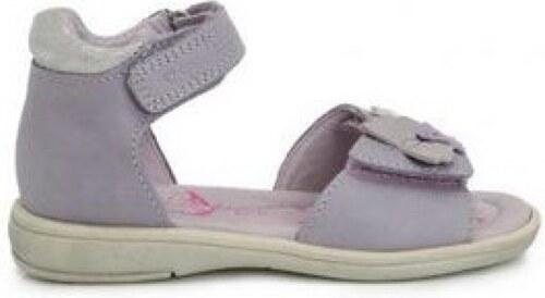 5b5f1168a16c D.D.STEP dievčenské kožené sandále K03-3004BM mauve - Glami.sk
