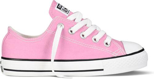 Converse růžové dívčí tenisky Chuck Taylor All Star Pink - 27 - Glami.cz c787bfae398