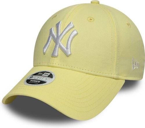 Dámská kšiltovka New Era 9Forty Womens Essential NY Yankees Yellow ... 9afb5ee3c0