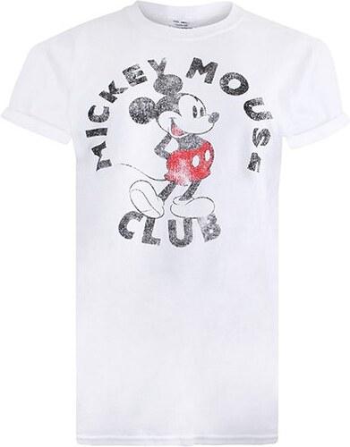 b2e92a618f0b Disney Dámske tričko FBLTS013WHT - Glami.sk