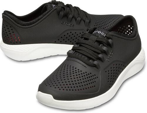 Crocs čierne tenisky Literide Pacer W - Glami.sk c86f7dbe34a