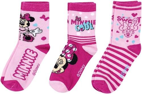 Lamaloli Minnie rózsaszín zokni szett - Glami.hu e6d5536700